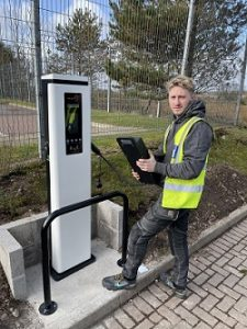 EV Charger Installers Scotland